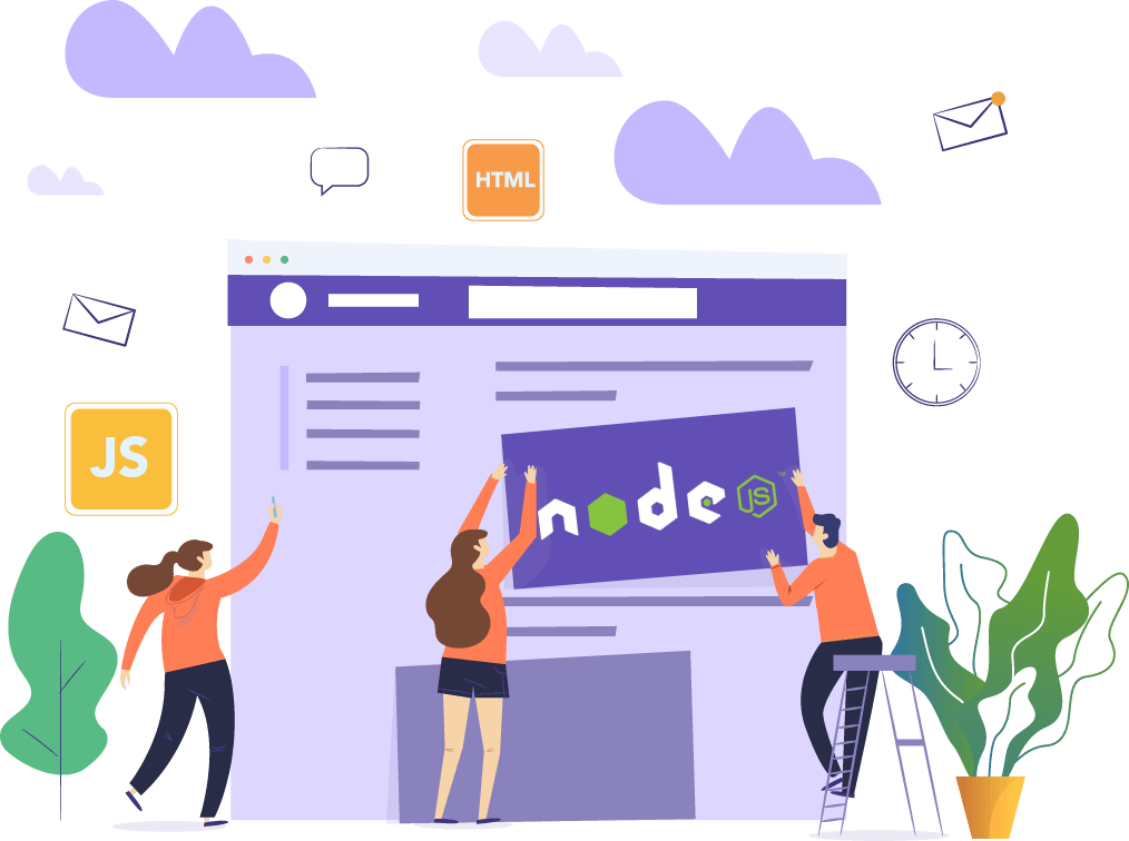 Key Benefits of using Node JS development