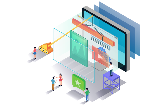 Our specialties in Responsive Website designing