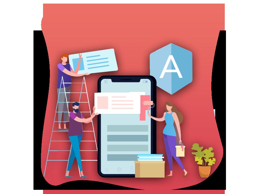 Our specialties in Angular JS Development