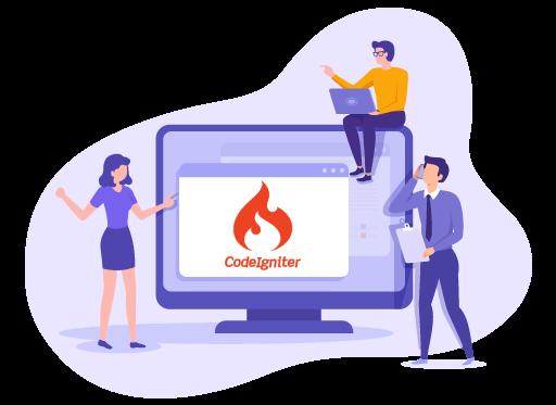 Our specialties in Codeigniter Development