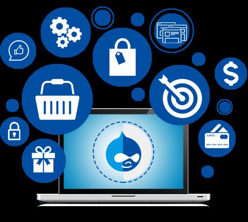 Our specialties in Drupal web Development