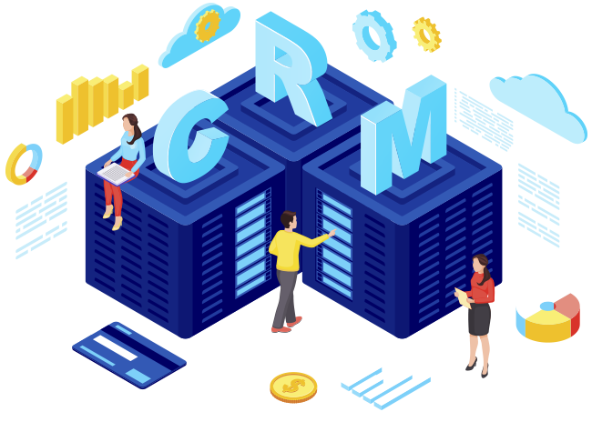 Our specialties in CRM Solutions
